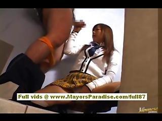 Maria And Yuka Chinese Lesbians Licking And Fingering