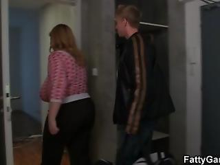 Big Tits Blonde Seduces Hot Masseur