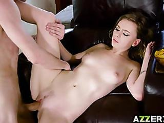 Naughty Teen Alex Blake Fucks With Bros Bestfriend