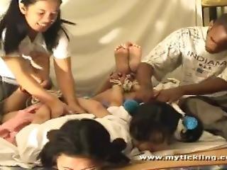 South Asia Tickling 01