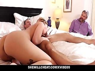 She Willcheat- Holding My Wifes Hair While She Sucks Another Mans Cock