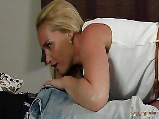 Mommy Fucks Her Son For The Very First Time Mommas Boy With Kathia Nobili. Part 1
