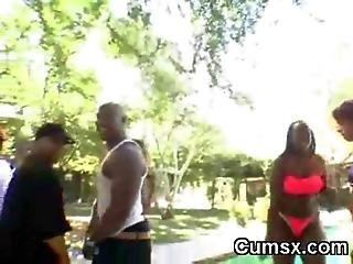 Afro Black Butt Ghetto Booty Hoes Nude Outdoor