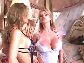 Big Tit Catfight