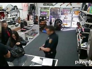 Pawnfy Young Teen Thiefts In Pawnshop