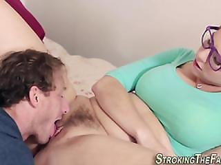 Busty Teen Stepsis Tasted