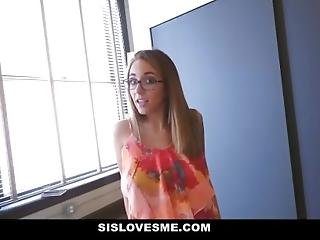 Sislovesme -cant Stay Away From My Big Tit Step Sis