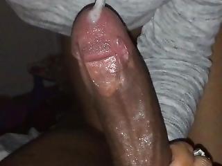 Sucking For Cum