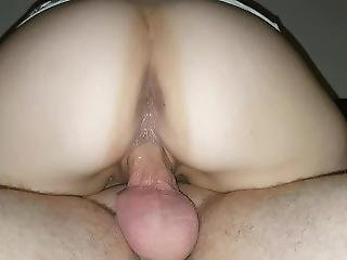 Amateur German Creampie Stranger 2