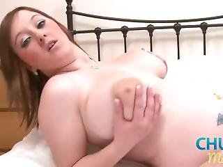 Chubby Redhead With Sexy Huge Tits! #4