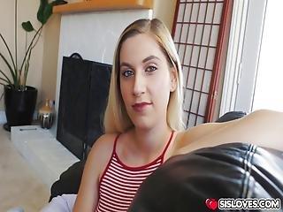 Horny Hottie Babe Niki Snow Loves A Strong Hard Cock