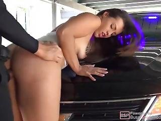 Kelsi Monroe - Fucking The Police Pt. 1