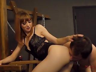 Mistress Alexa Nova - Ass Worship & Foot Worship