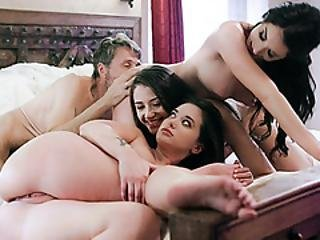 Mor föräldrar orgie