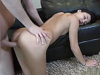 Cutie Mandy Sky Fucks With Stepperky