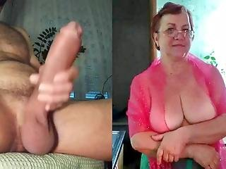 Tribute For A Elderly Busty Mom