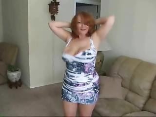 Amateur, Big Tit, Boob, Chubby, Fisting, House, Housewife, Mature, Milf, Mom, Mother, Old, Solo, Wife