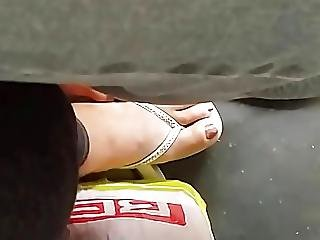 Bus Footsie Touch Young Nice Feet?from=video Promo
