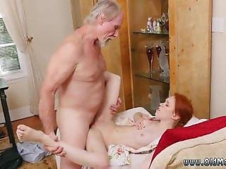Crazy Old Guy And Old Fat Black Man And Old And Young Lesbian Strap On