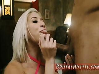 Bondage And Anal Fisting Slave Big-breasted Light-haired Sweetheart Cristi Ann Is On