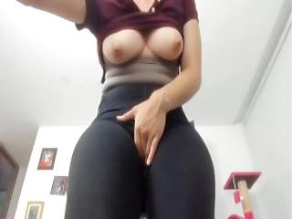 Big Ass Masturbated In Webcam Add Me To Snapchat Tina69000