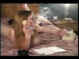 Sidorah Checks Her Escort Bookings