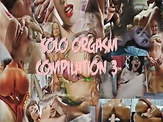 Compilation, Masturbation, Orgasm, Solo, Squirt