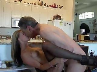 Blonde, Grandpa, Pornstar, Teen, Young