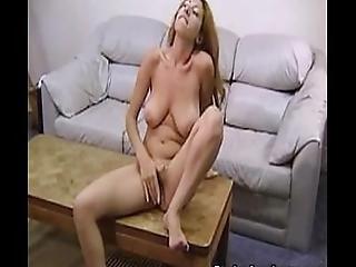 Busty Amateur Lilliana Jerksoff On Her First Scene