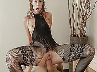 Seductive Masseuse Arya Faye Rubs That Huge Cock