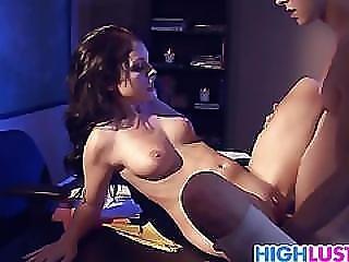 Hot Schoolgirl Madelyn Monroe
