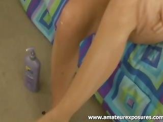 All Natural Kendyll Lotions And Oils Up Her Body