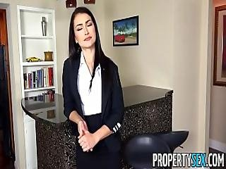 Propertysex - Homebuyer Informs Agent He Wants To Put In Big Offer
