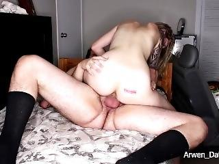 Arwen Datnoid Loves Fucking On Top