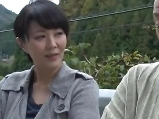 asiatique, trio, japonaise