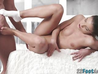 babe, blowjob, cumshot, erotisk, føtter, fetish, fot, fotjobb, håndjobb, tilbe