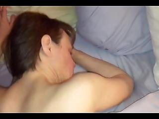 Mature Milf Loves Talking Dirty And  Getting Her Ass Filled +farting Cum