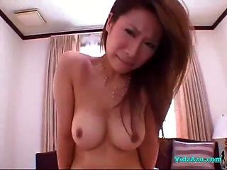 Busty Asian Girl Getting Her Hairy Pussy Fucked Cum To Mouth Swallowing On The Bed
