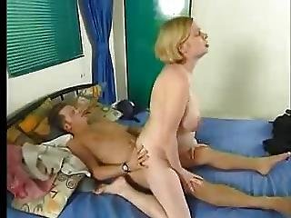 Woman peeing on pussy