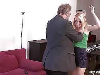 Old Man Teen Girl Taboo Sex