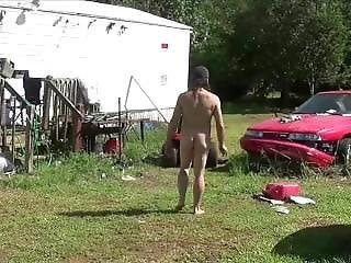 Nudist Weekend