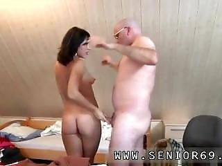 Girls With Tits Fucks Old Man First Time Scarlet Is To Late With Paying