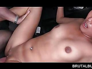 Asian Beauty Gets Slit Pounded And Cum Shot