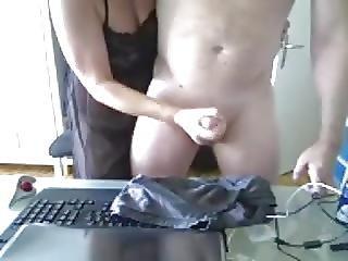 Ejaculatie, Verborgen Camera, Lingerie, Masturbatie, Volwassen