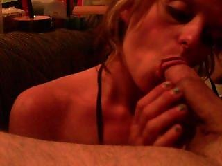 Cock Love With Saraswallow - Blow Bubbles And Swallow It All