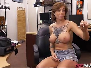 Harlow Harrison - Tattooed Harlow Gets Needled And Inked