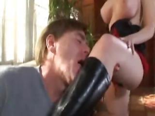 Foot Fetish Threesome