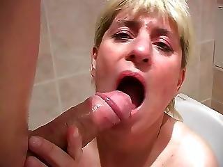Mature With Big Tits Sucks Big Cock Camaster