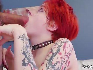 Bdsm, Bondage, Brunette, Fetish, Straffe, Tenåring