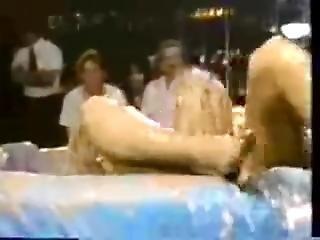Classic Oil&mud Wrestling